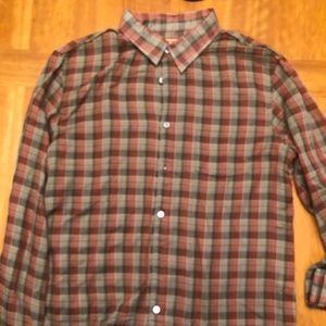 John Varvatos Star USA Shirt - Size XL
